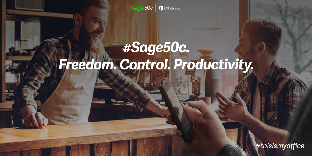 sage 50cloud Coffee Shop