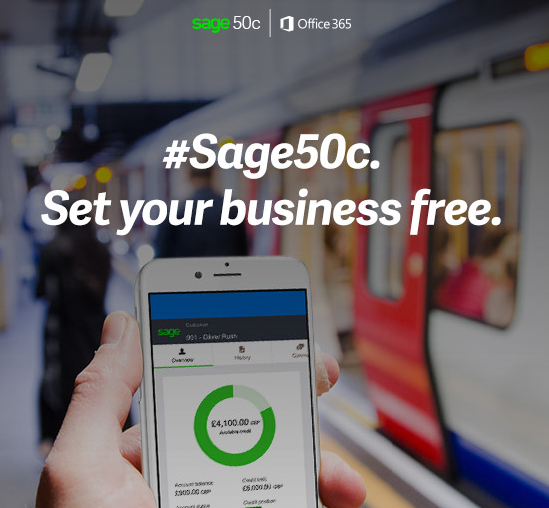 sage 50cloud Set your business free