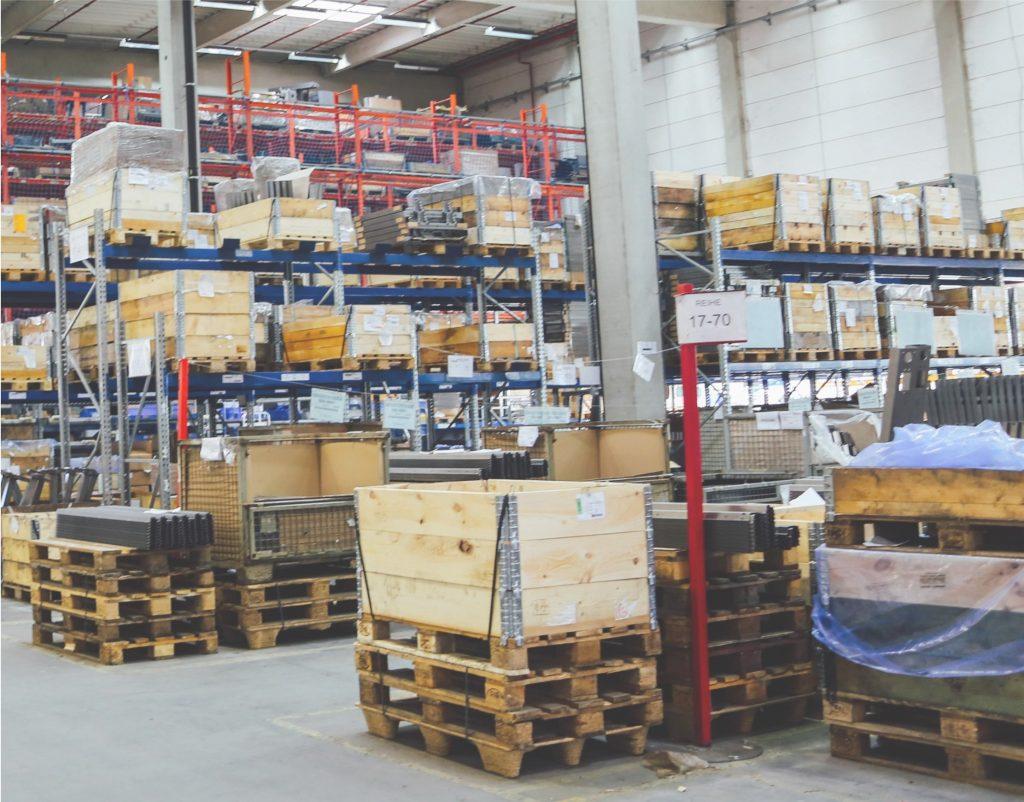 Cim200 Manufacturing - Stock Control Module